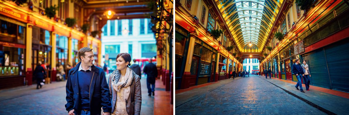London Wedding Photographer - Engagement Session Branden + Ashley - Photography by Vicki_0002