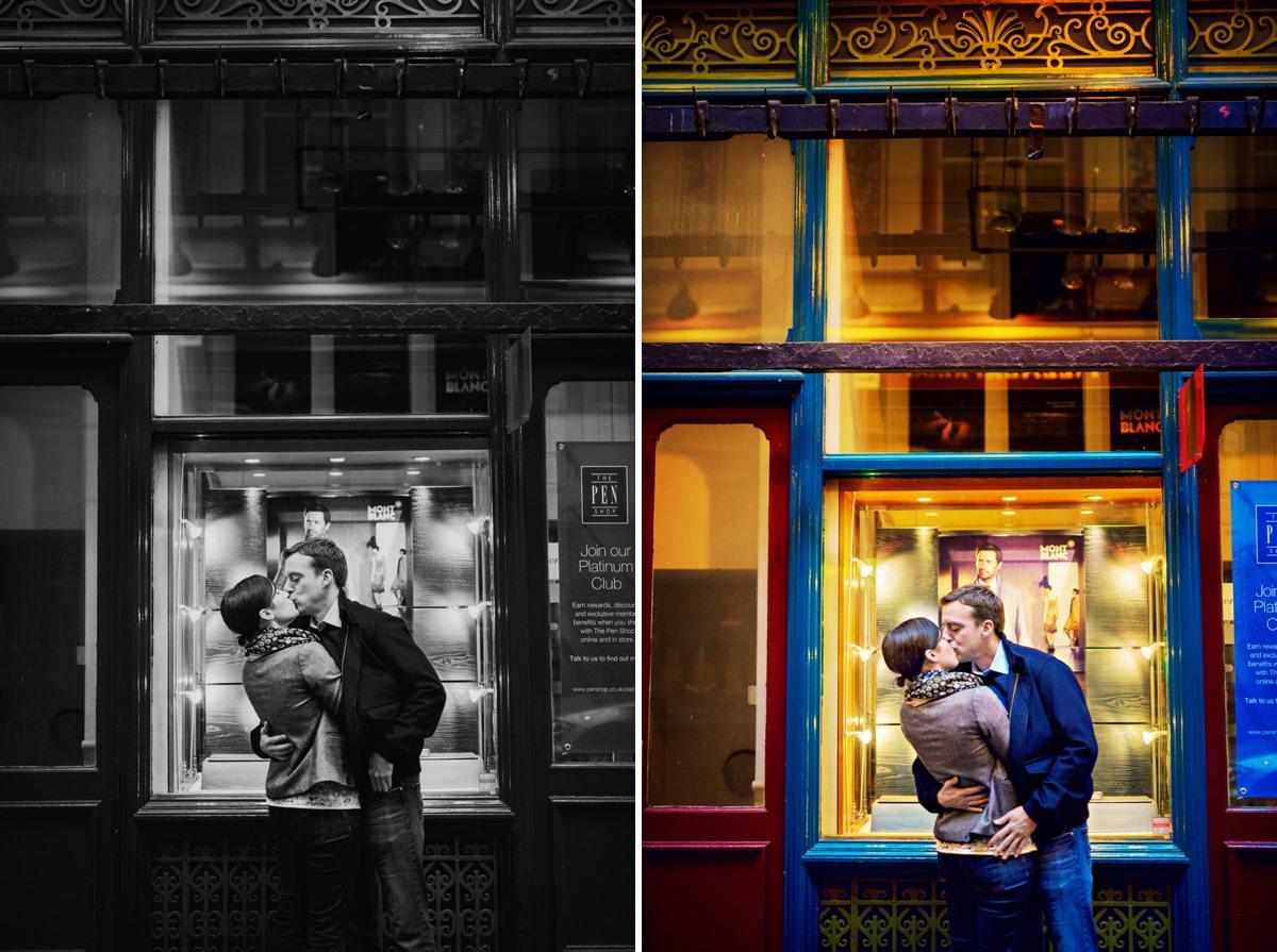 London Wedding Photographer - Engagement Session Branden + Ashley - Photography by Vicki_0003