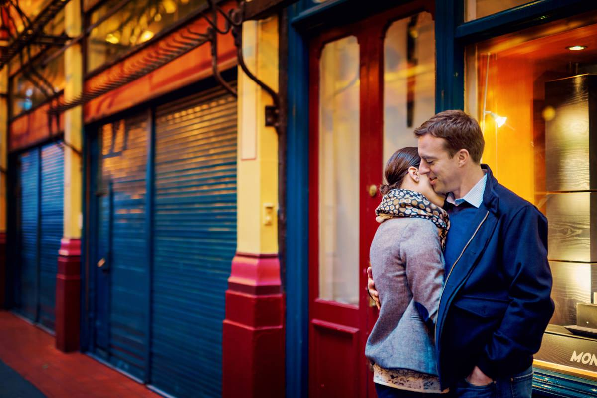 London Wedding Photographer - Engagement Session Branden + Ashley - Photography by Vicki_0004