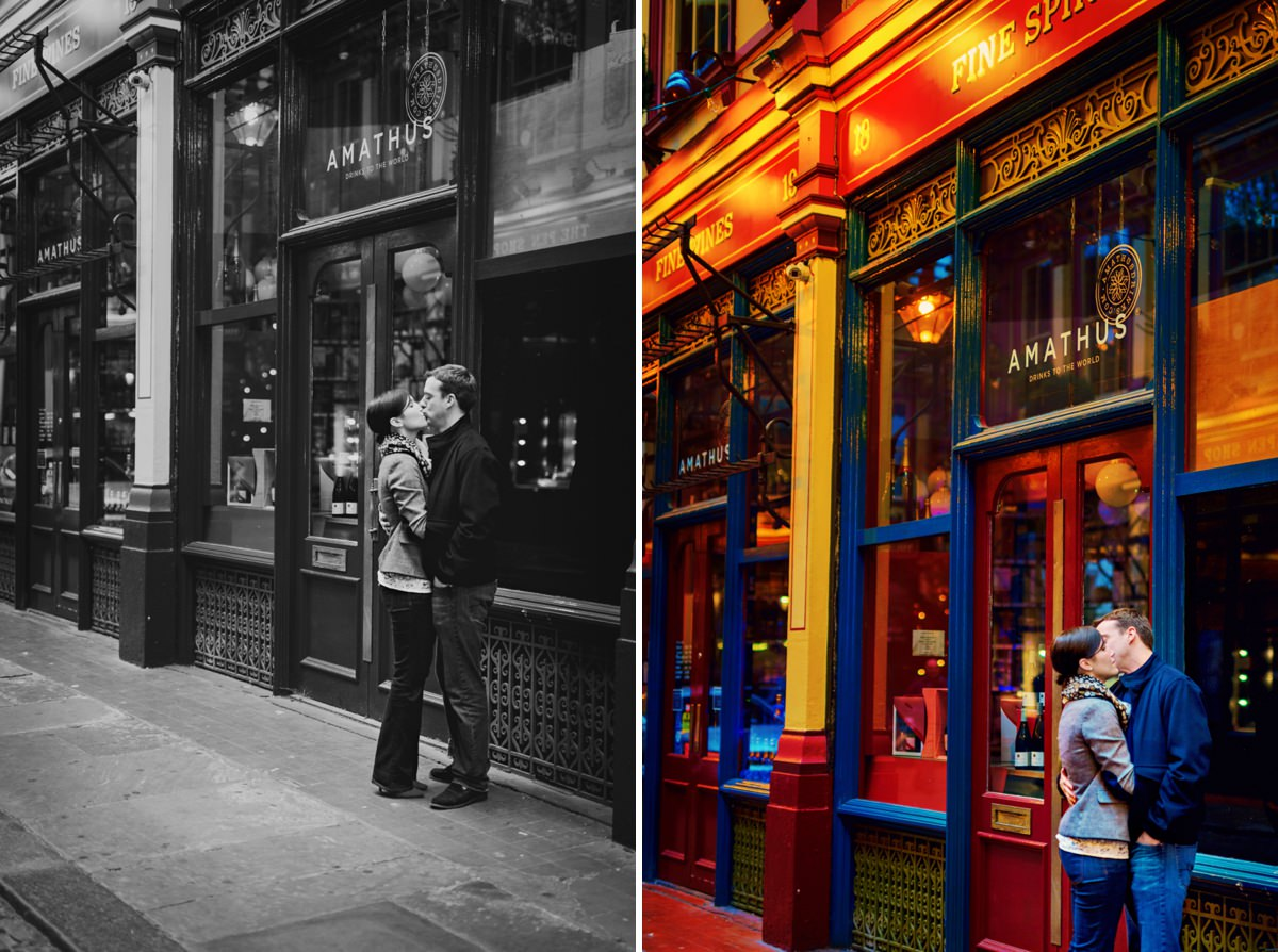 London Wedding Photographer - Engagement Session Branden + Ashley - Photography by Vicki_0008