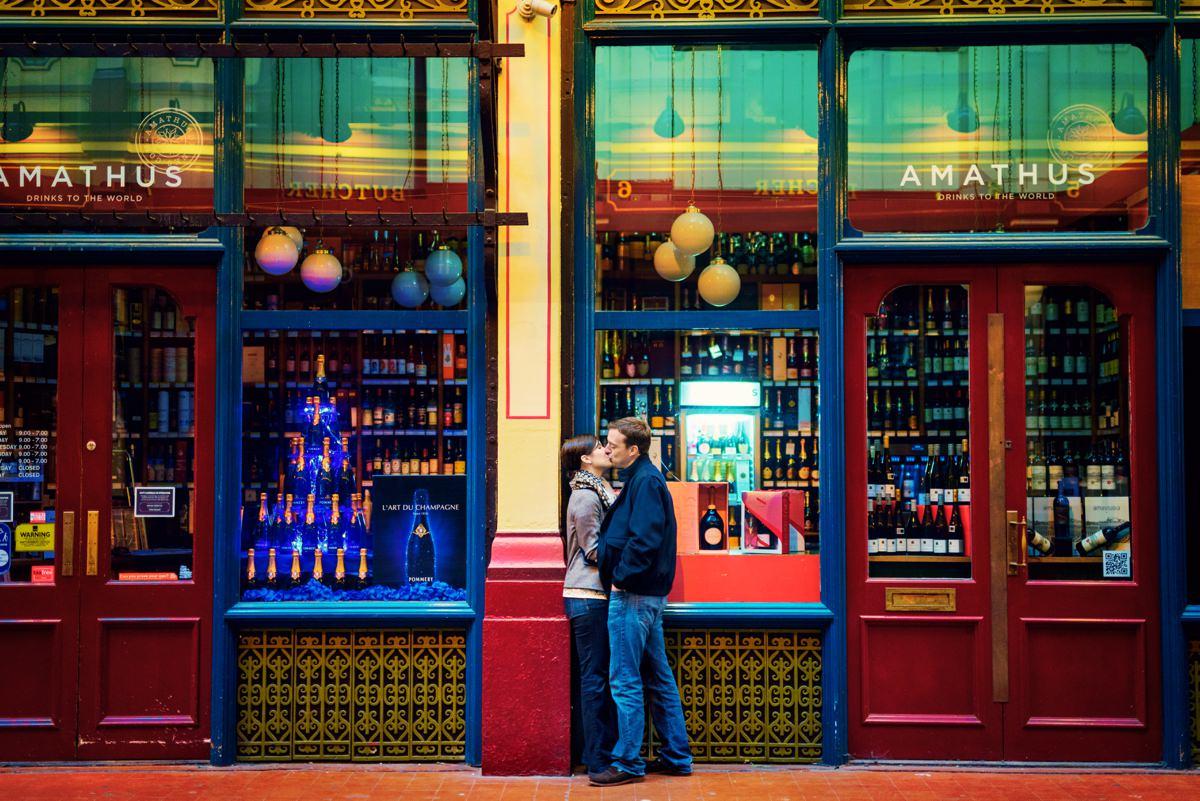 London Wedding Photographer - Engagement Session Branden + Ashley - Photography by Vicki_0009