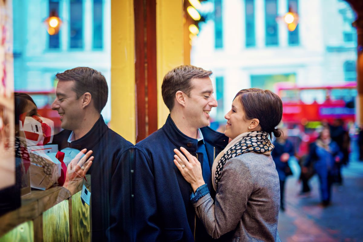 London Wedding Photographer - Engagement Session Branden + Ashley - Photography by Vicki_0011