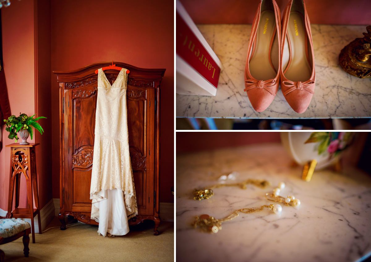 Orchardleigh House Wedding Photography - Robert & Katy - Photography by Vicki_0019