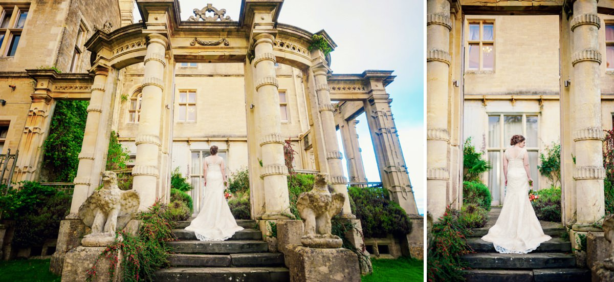 Orchardleigh House Wedding Photographer - Robert & Katy - Photography by Vicki_0048