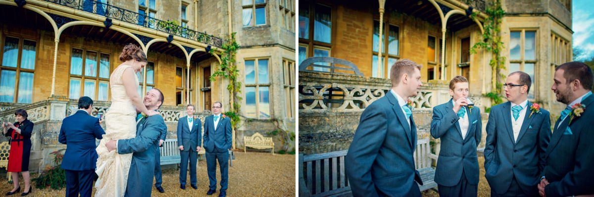 Orchardleigh House Wedding Photographer - Robert & Katy - Photography by Vicki_0049