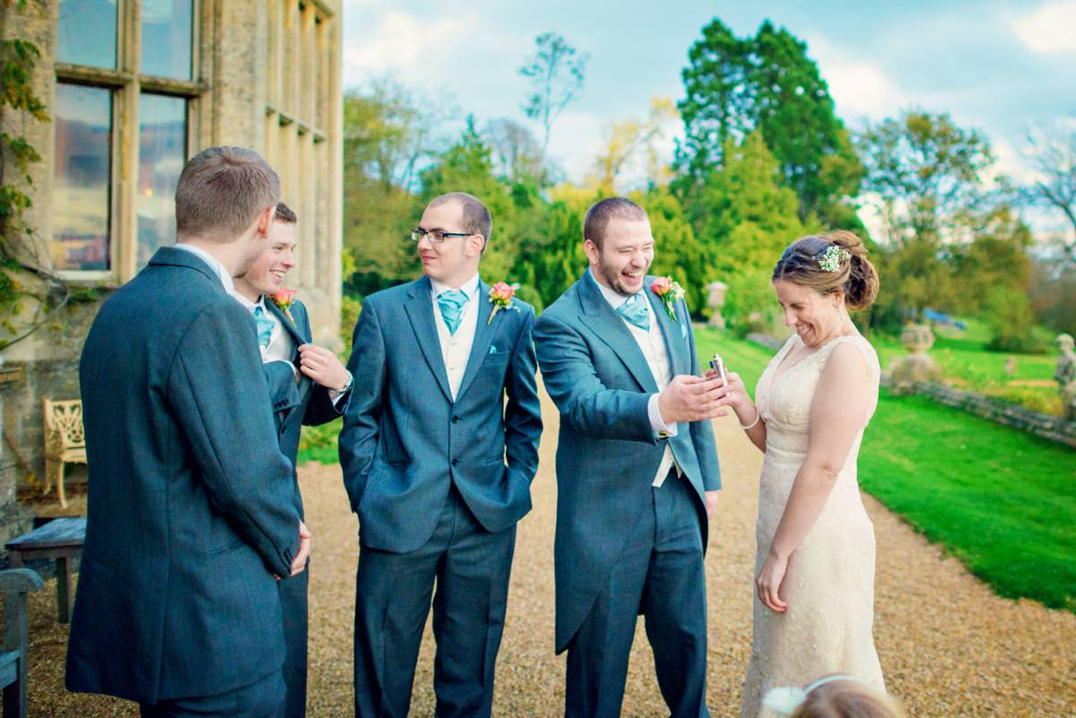 Orchardleigh House Wedding Photography - Robert & Katy - Photography by Vicki_0050