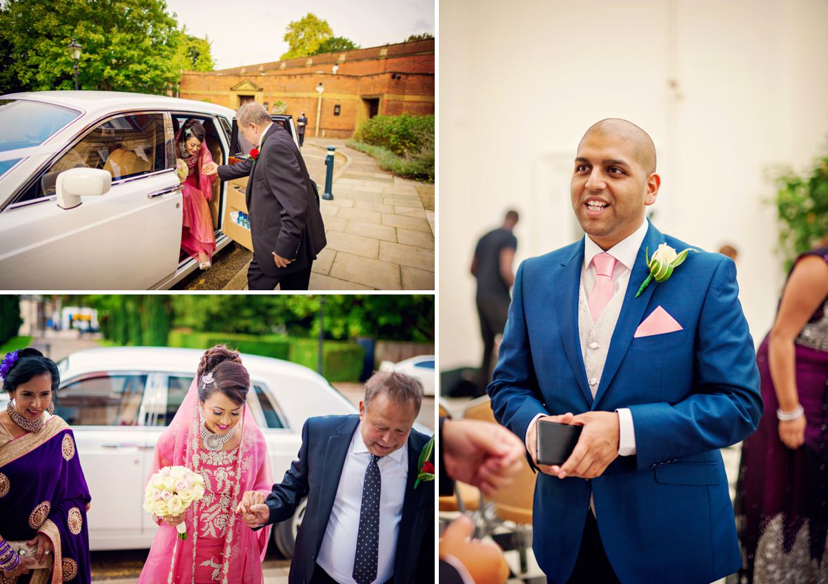Syon Park Geat Conservatory Wedding Photographer - Edward & Khalima - Photography by Vicki_0005