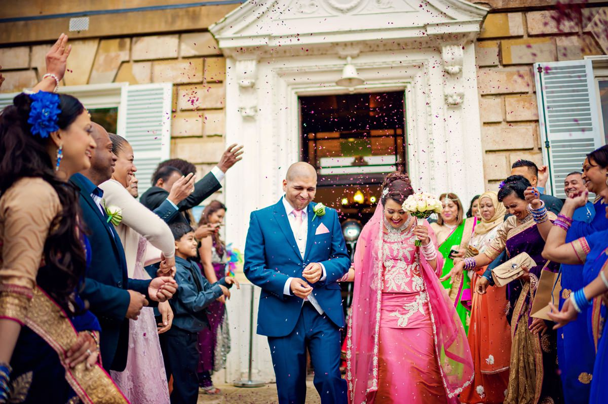 Syon Park Geat Conservatory Wedding Photographer - Edward & Khalima - Photography by Vicki_0010