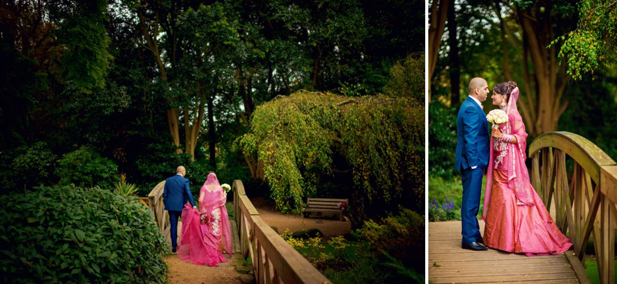 Syon Park Geat Conservatory Wedding Photographer - Edward & Khalima - Photography by Vicki_0012