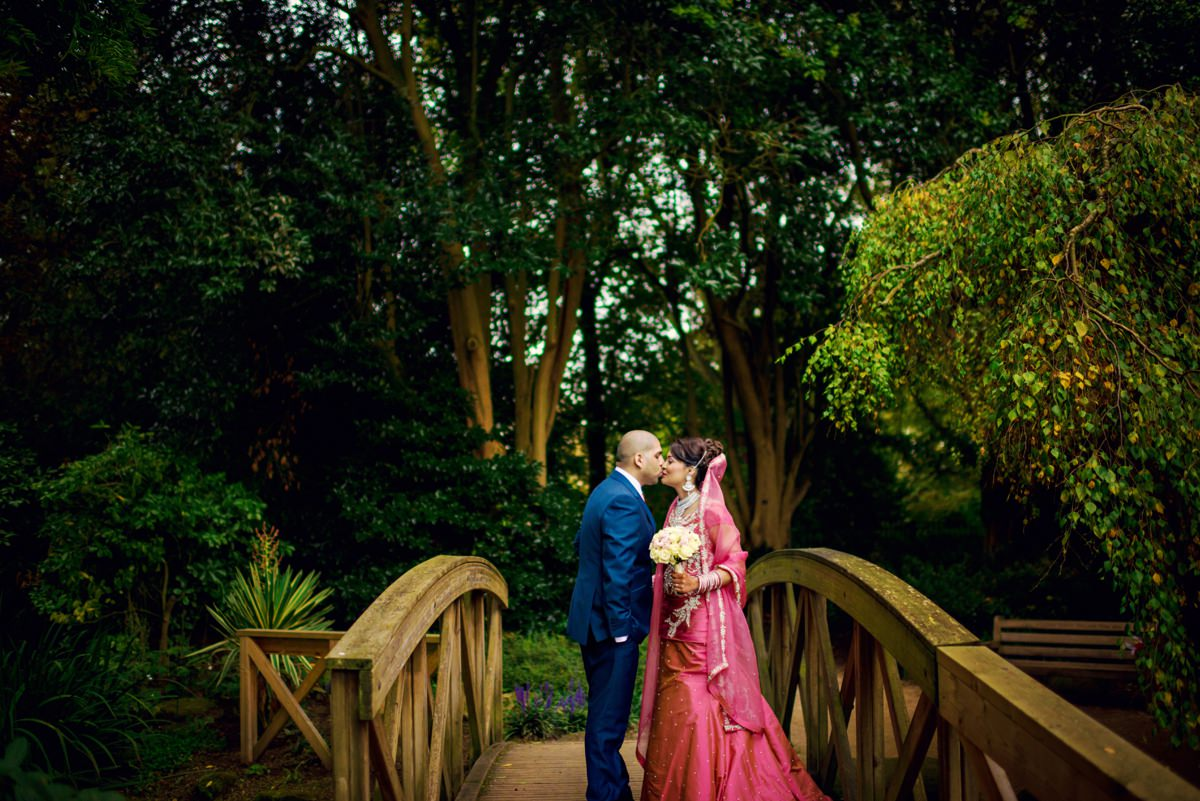 Syon Park Geat Conservatory Wedding Photographer - Edward & Khalima - Photography by Vicki_0013