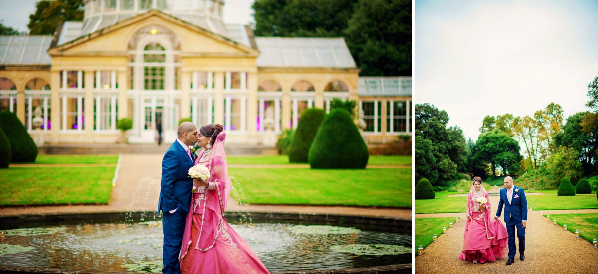 Syon Park Geat Conservatory Wedding Photographer - Edward & Khalima - Photography by Vicki_0019