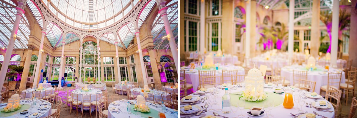 Syon Park Great Conservatory Wedding Photographer - Edward & Khalima - Photography by Vicki_0022