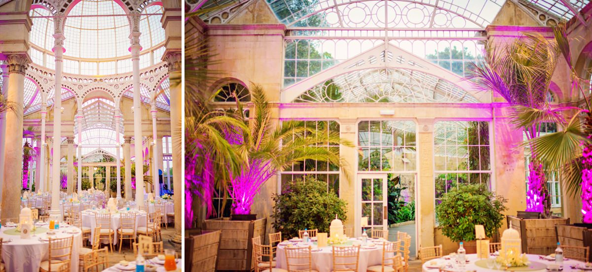 Syon Park Great Conservatory Wedding Photographer - Edward & Khalima - Photography by Vicki_0024