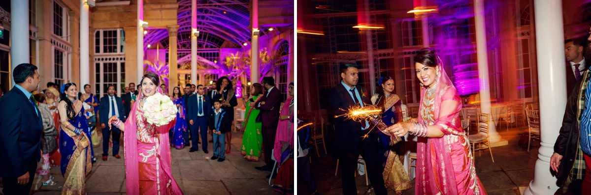 Syon Park Geat Conservatory Wedding Photographer - Edward & Khalima - Photography by Vicki_0041