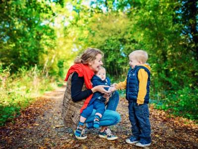 Maslin Family | Portsmouth Family Photographer