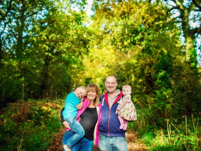 Georgeson Family | Portsmouth Family Photography