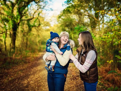 Brice Family | Portsmouth Family Portrait Photographer