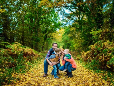 Purdy Family | Southampton Family Photographer