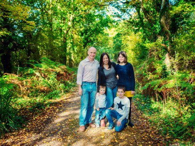 Campbell Family | Whiteley Family Photographer