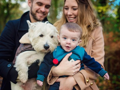 Clifton Family | Whiteley Portrait Photographer