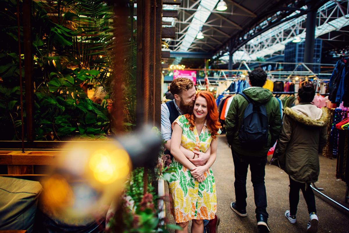 Alternative Wedding Photographer - Brick Lane Engagement Shoot - Photography by Vicki_0003