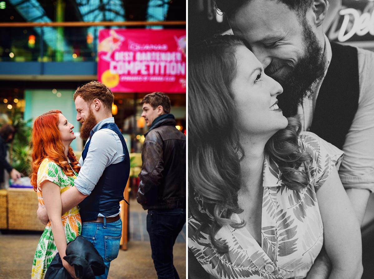 Alternative Wedding Photographer - Brick Lane Engagement Shoot - Photography by Vicki_0005