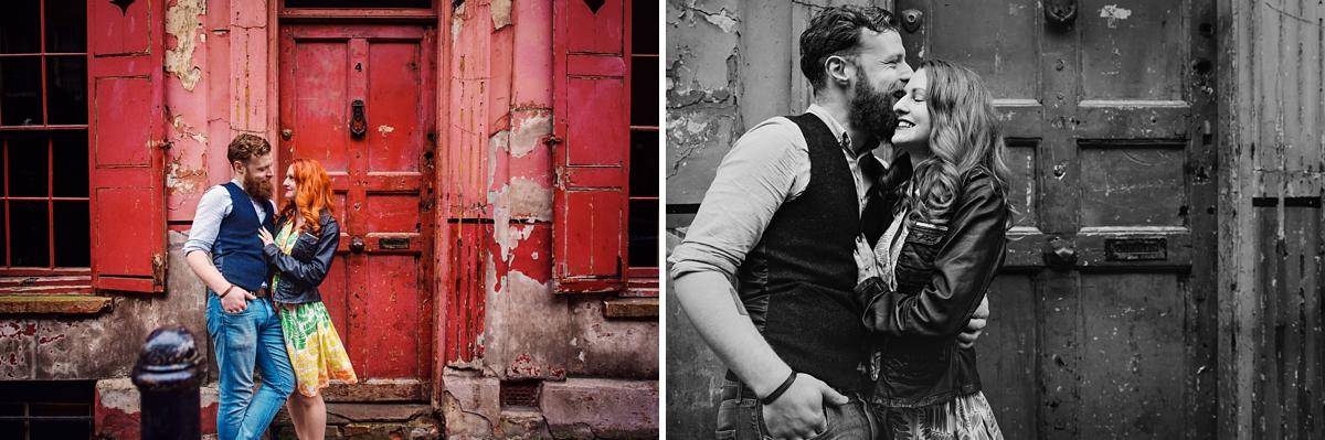 Alternative Wedding Photographer - Brick Lane Engagement Shoot - Photography by Vicki_0016