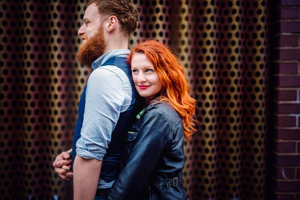 Alternative Wedding Photographer - Brick Lane Engagement Shoot - Photography by Vicki_0054