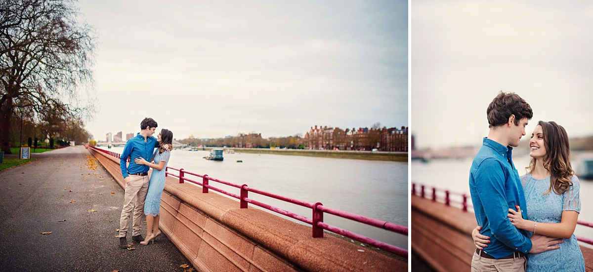 Chelsea Wedding Photographer - Engagement Session - Photography by Vick-003