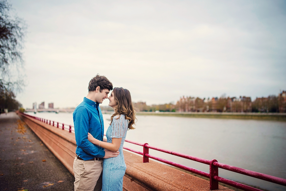 Chelsea Wedding Photographer - Engagement Session - Photography by Vick-004
