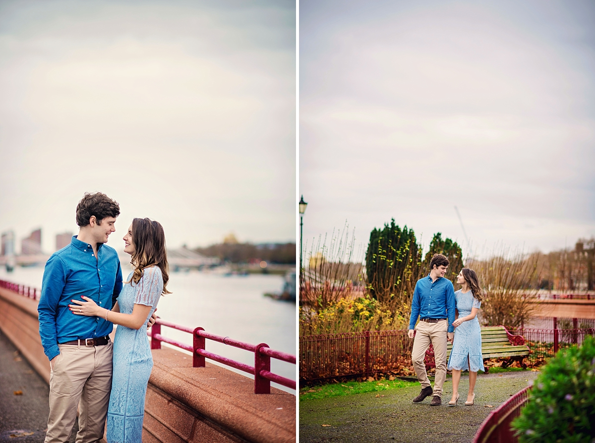 Chelsea Wedding Photographer - Engagement Session - Photography by Vick-005