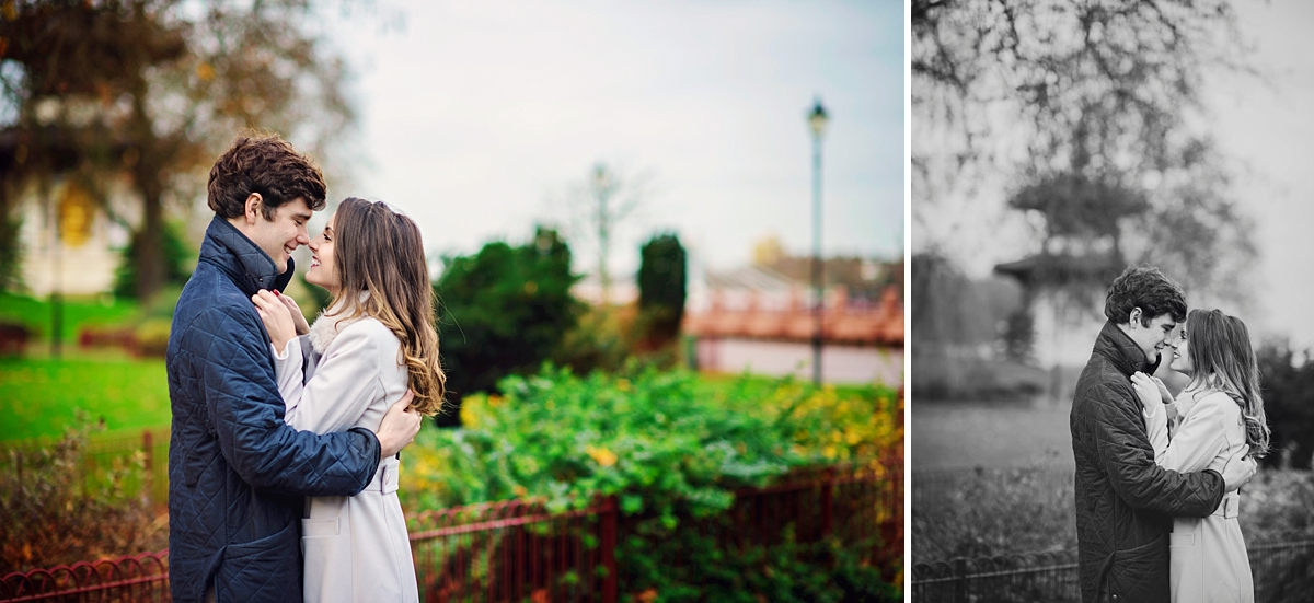 Chelsea Wedding Photographer - Engagement Session - Photography by Vick-007