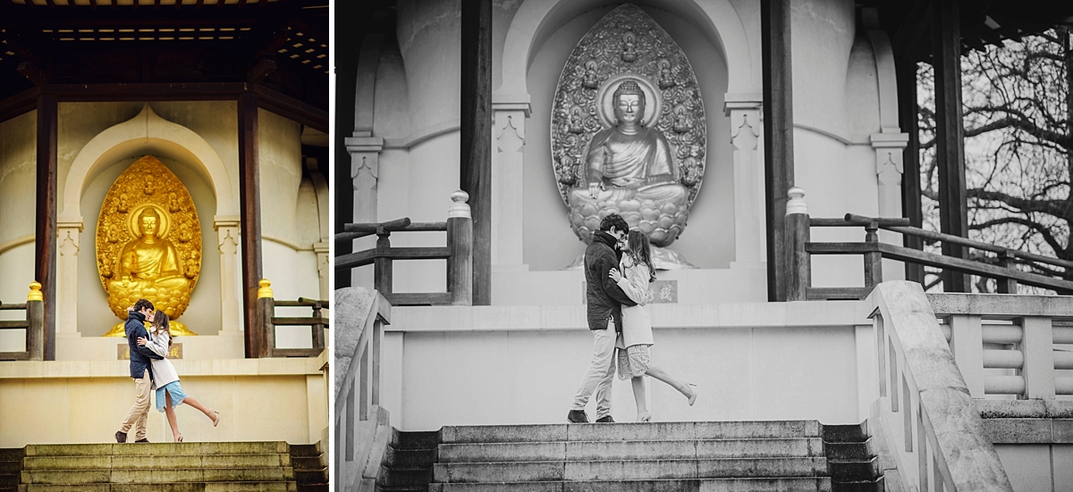 Chelsea Wedding Photographer - Engagement Session - Photography by Vick-010