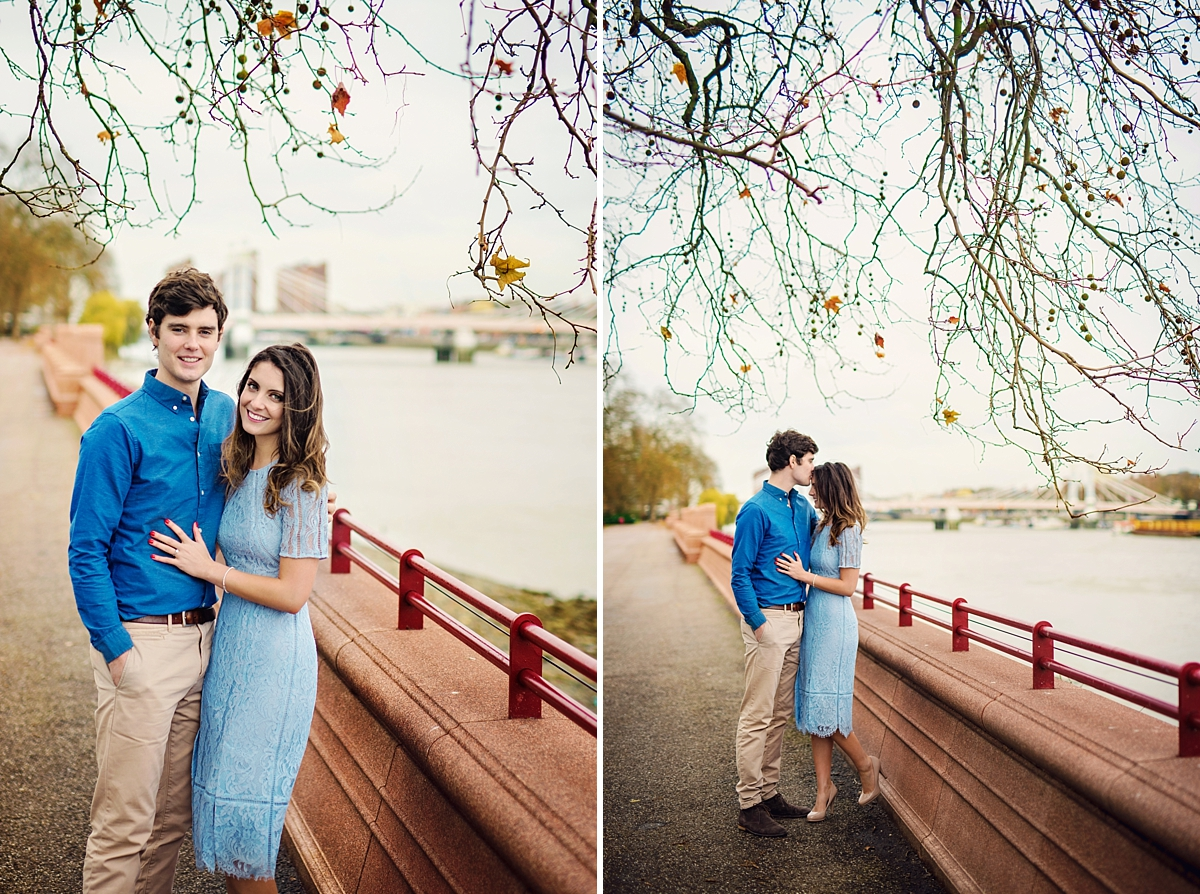 Chelsea Wedding Photographer - Engagement Session - Photography by Vick-011