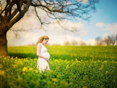 George + Harriet | Hampshire Pregnancy Photographer