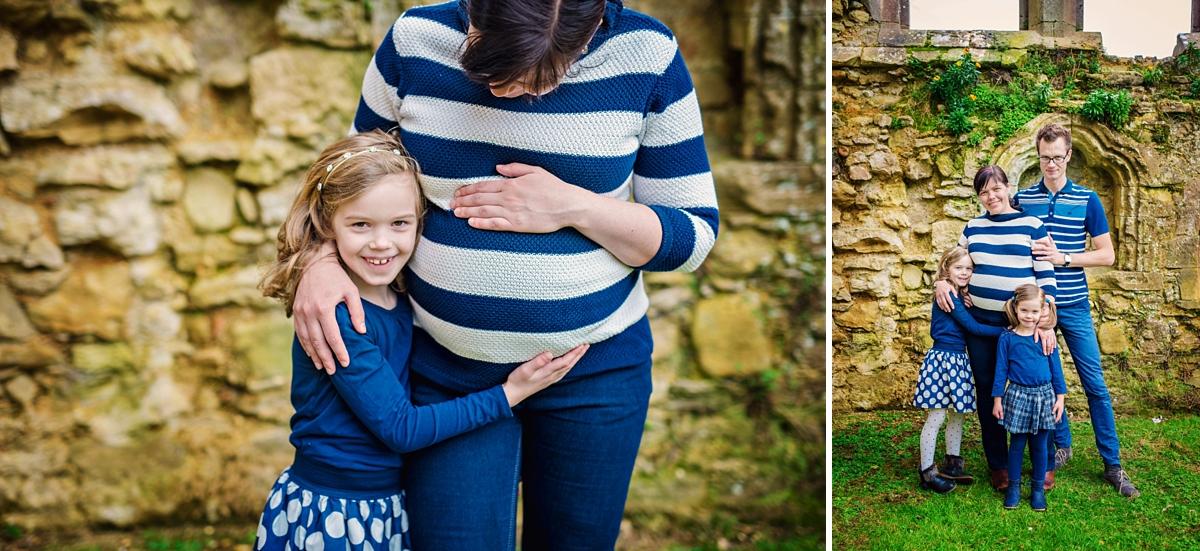 Hampshire Newborn Photographer - Netley Abbey - Maternity Photos - Photography by Vicki_0003