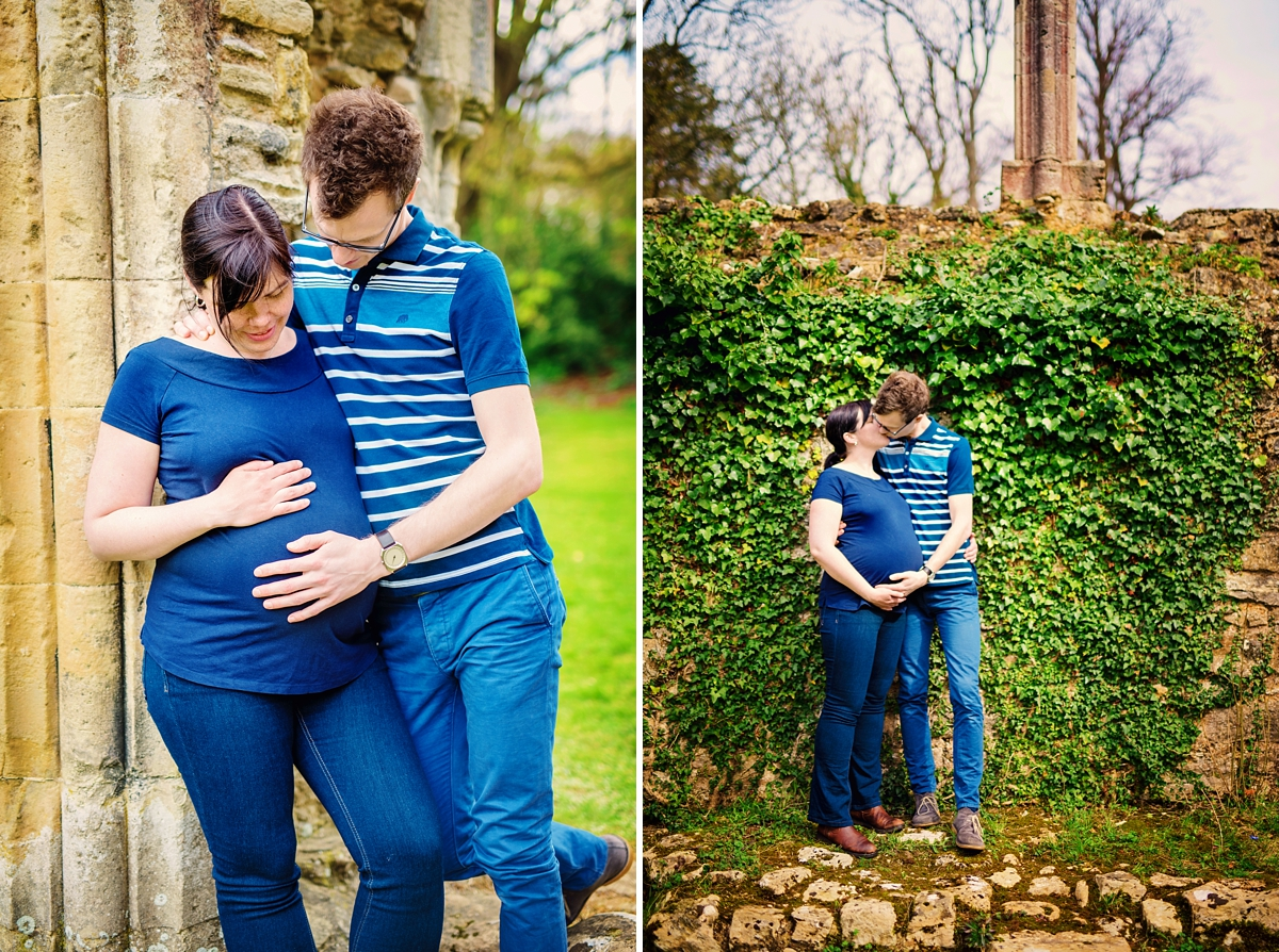Hampshire Newborn Photographer - Netley Abbey - Maternity Photos - Photography by Vicki_0004