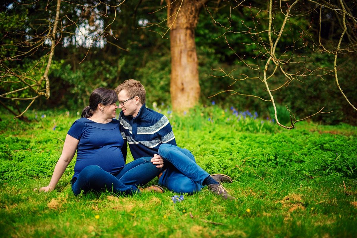 Hampshire Newborn Photographer - Netley Abbey - Maternity Photos - Photography by Vicki_0007