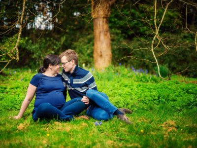 Dace + Janis | Hampshire Pregnancy Photographer