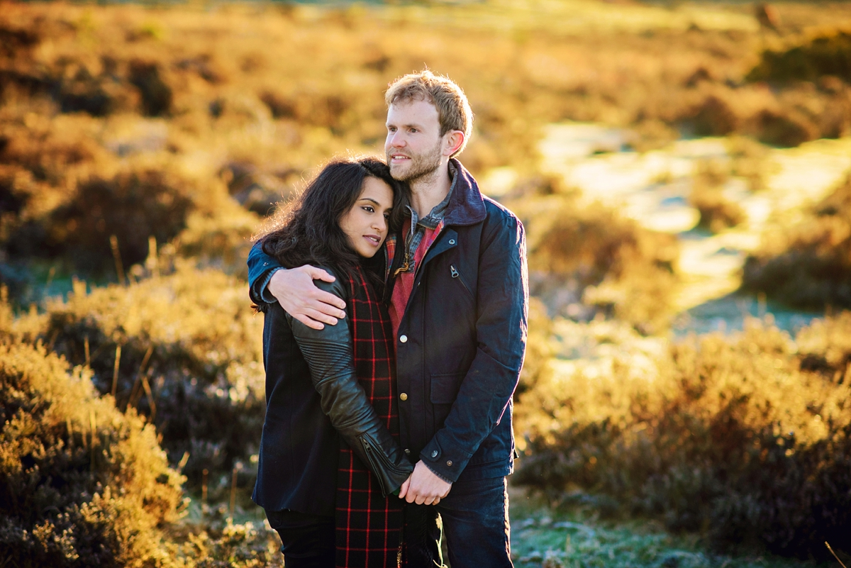 New Forest Wedding Photography - Sunrise Engagement Session - Photography by Vicki-10