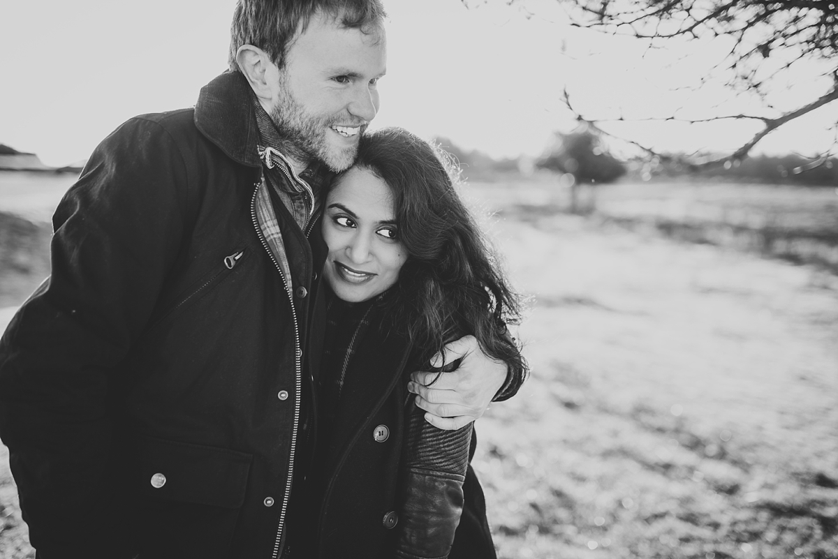New Forest Wedding Photographer - Sunrise Engagement Session - Photography by Vicki-12