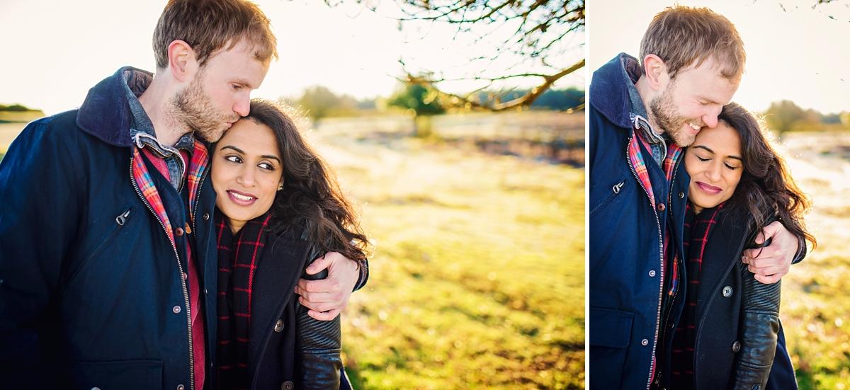 New Forest Wedding Photographer - Sunrise Engagement Session - Photography by Vicki-13