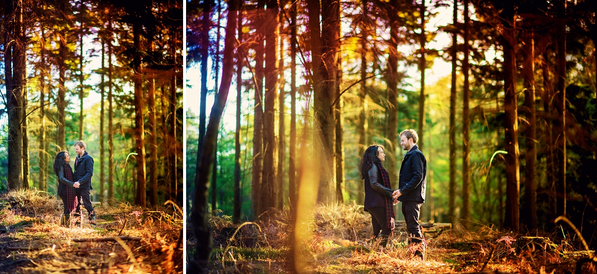 New Forest Wedding Photographer - Sunrise Engagement Session - Photography by Vicki-14