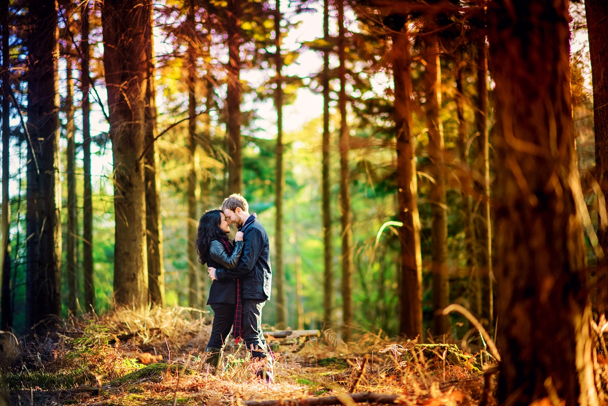 New Forest Wedding Photography - Sunrise Engagement Session - Photography by Vicki-15