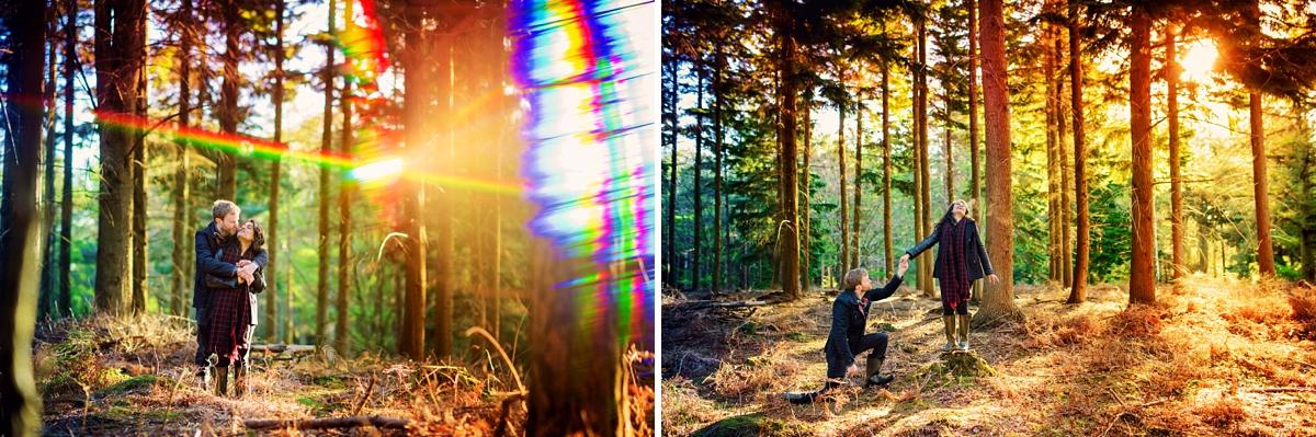 New Forest Wedding Photographer - Sunrise Engagement Session - Photography by Vicki-17