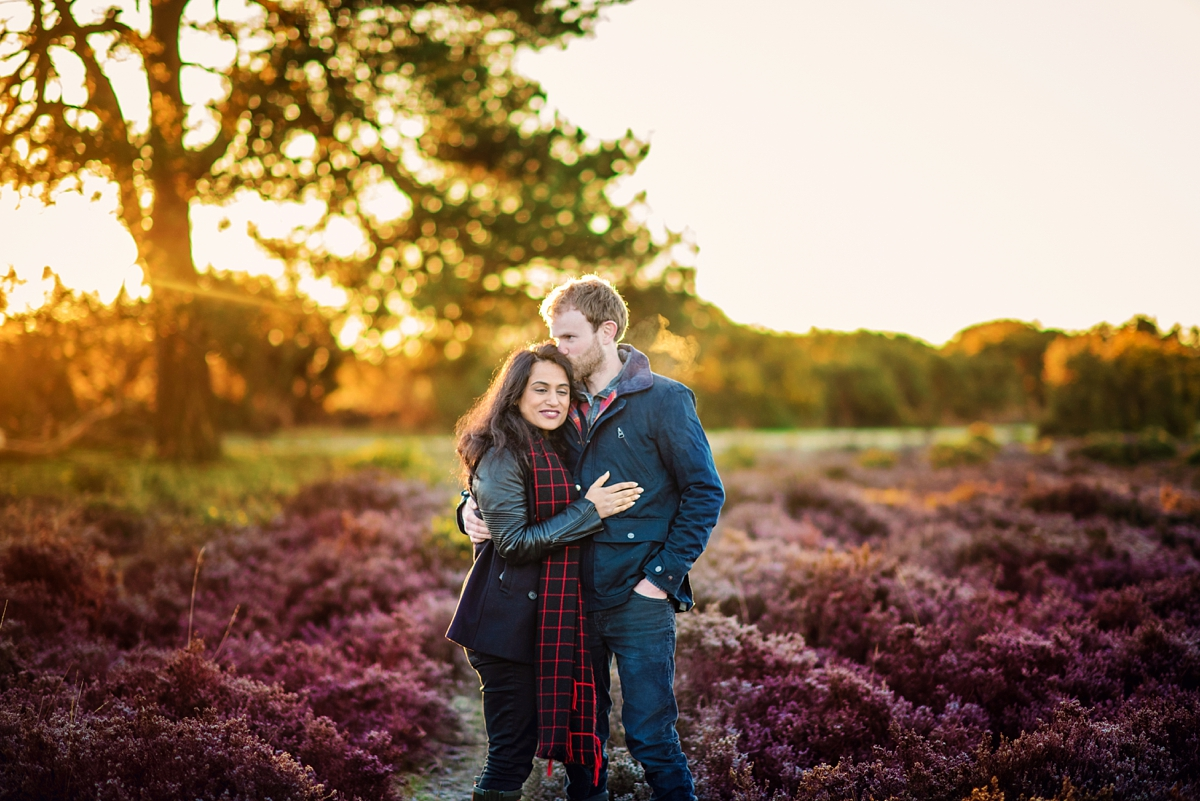 New Forest Wedding Photography - Sunrise Engagement Session - Photography by Vicki-2