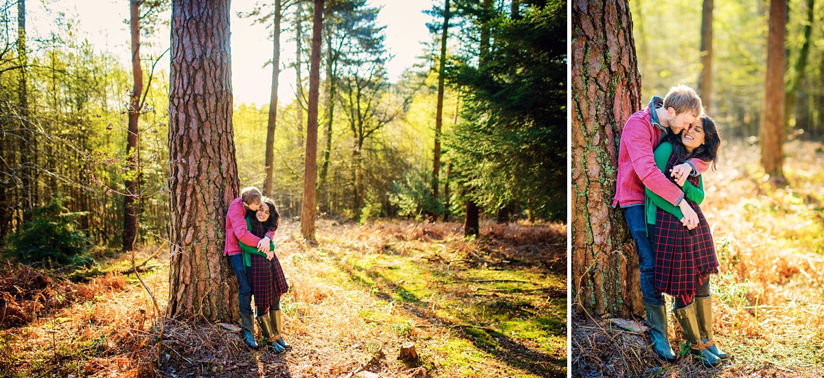 New Forest Wedding Photographer - Sunrise Engagement Session - Photography by Vicki-20