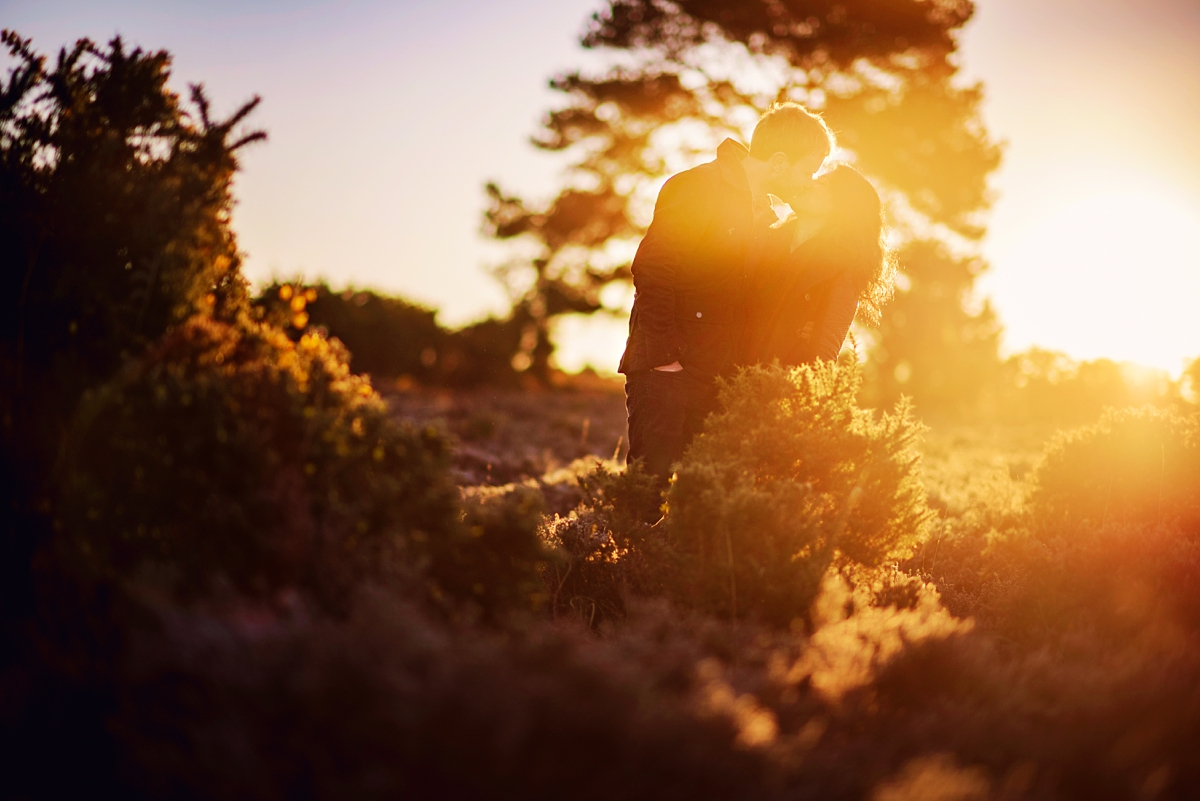 New Forest Wedding Photography - Sunrise Engagement Session - Photography by Vicki-3