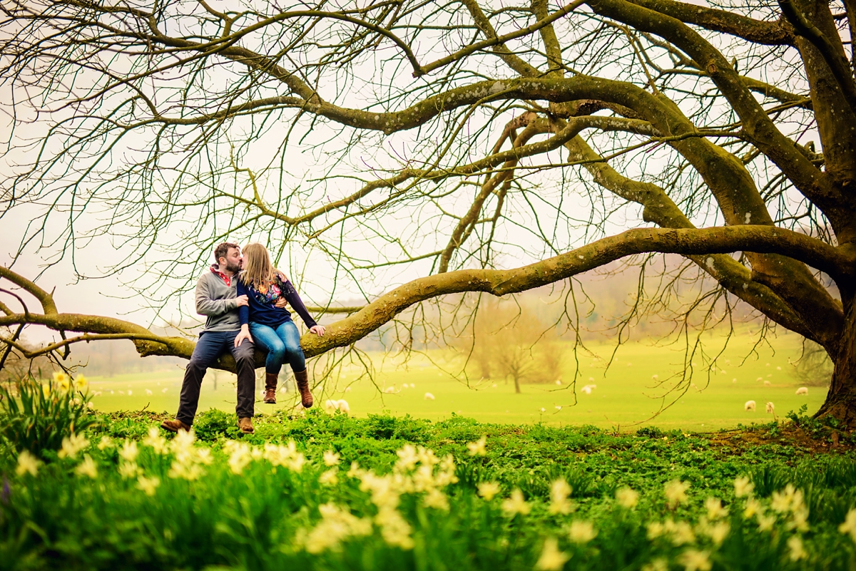 West Dean Wedding Photographer - Engagement Session - Photography by Vicki_0015