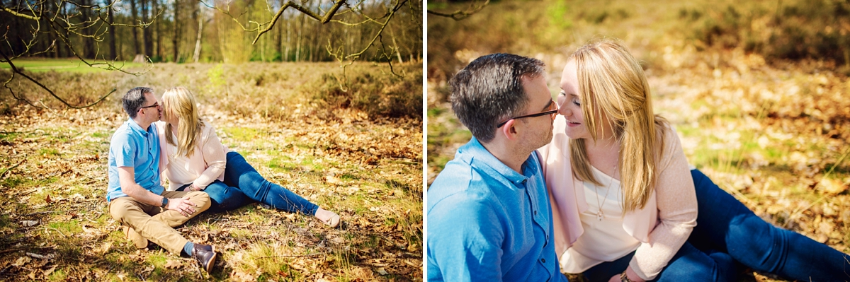Viriginia Water Wedding Photographer - Engagement Session - Photography by Vicki10